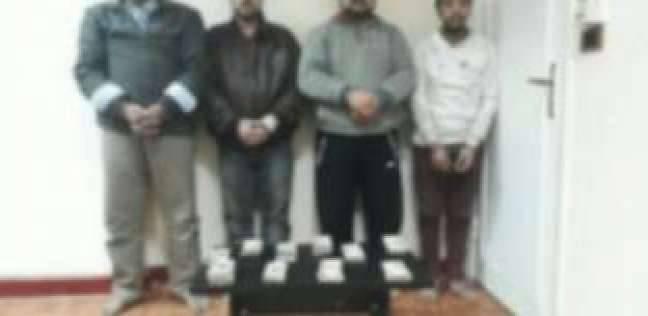 القبض على ضباط الشرطة المزيفيين في البساتين