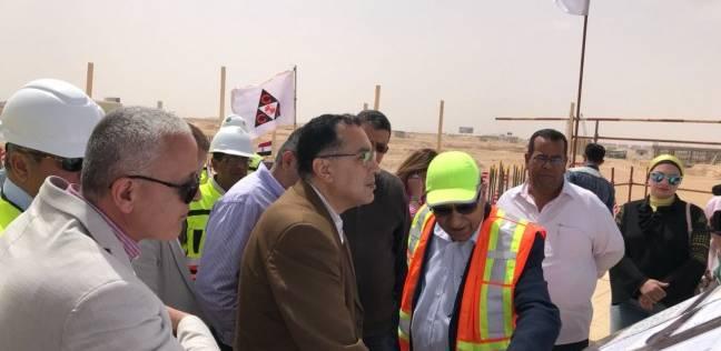 """""""الإسكان"""": 8 مشروعات لمياه الشرب والصرف في كفر الشيخ بـ356 مليون جنيه"""