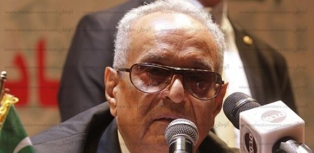 أبو شقة يطالب بإنشاء وزارة للأزمات لمواجهة الشائعات - مصر -
