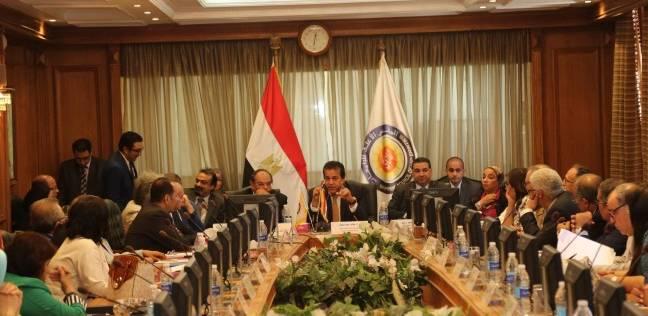 """بحضور عبدالغفار.. تفاصيل اجتماع لجنة القطاع الطبي بـ""""الأعلى للجامعات"""""""