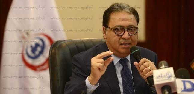 وزير الصحة: التجارب السريرية ستجرى في مصر بعد انتهاء مراحل الأمان