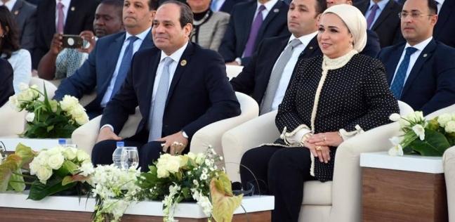 اليوم.. جلسات نقاشية في ملتقى الشباب العربي الإفريقي بحضور السيسي