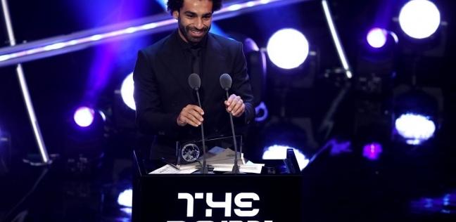 """بعد فوزه بـ""""بوشكاش"""".. 12 جائزة فردية حصدها صلاح في 2018"""
