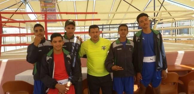 تواصل منافسات بطولة الجمهورية للملاكمة بشرم الشيخ بمشاركة 220 لاعبا