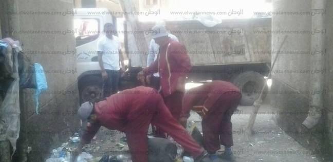 بالصور  رئيس مدينة دسوق يطالب بتكثيف حملات النظافة وسرعة رفع المخلفات