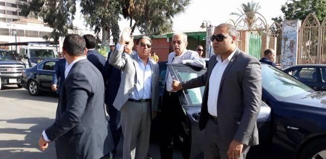رئيس الوزراء يتفقد أعمال إنشاء المقر الإداري للتأمين الصحي ببورسعيد