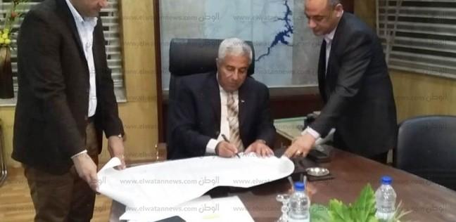 إحالة 34 موظفا بقرية الرمادي للتحقيق لغيابهم عن العمل في أسوان