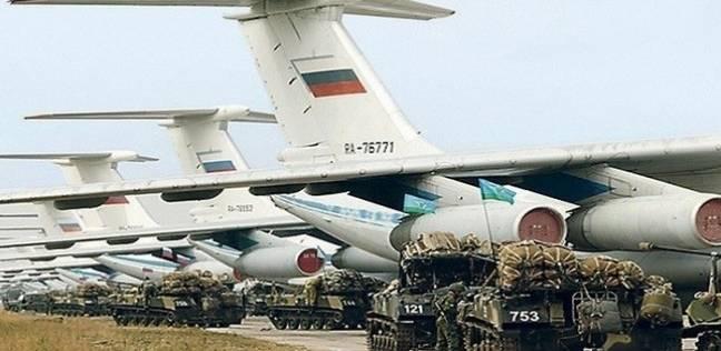 """موسكو ترسل قوات جوية للقاهرة إيذانا بانطلاق مناورات """"حماة الصداقة"""""""