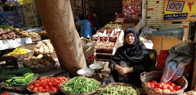 """الحاجة """"زينب"""" فى سوق """"سليمان جوهر"""""""