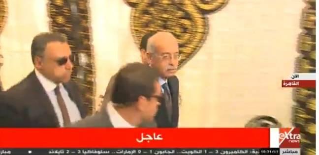 بث مباشر| شريف إسماعيل يدلي بصوته في الانتخابات الرئاسية
