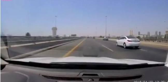 """مصرع شخص وإصابة 2 في حادث تصادم بطريق """"شبرا - بنها"""""""