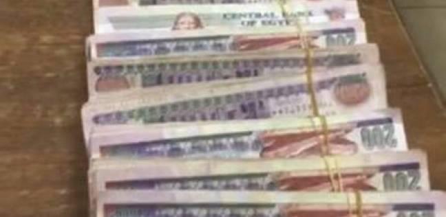 """جمارك """"أرقين"""" تحبط محاولة تهريب كمية من النقد المصري"""