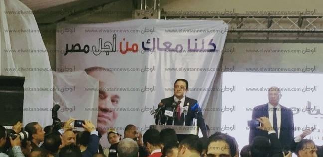 """بعد فوز السيسي.. رئيس """"حقوق إنسان النواب"""" للشعب: """"أنت معلم"""""""