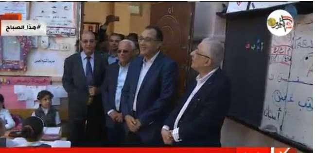 بث مباشر| رئيس الوزارء يبدأ جولته التفقدية ببورسعيد