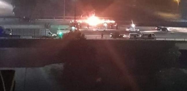 مصدر أمني: 3 وفيات ومصاب في انفجار خزان وقود سيارة بالهرم