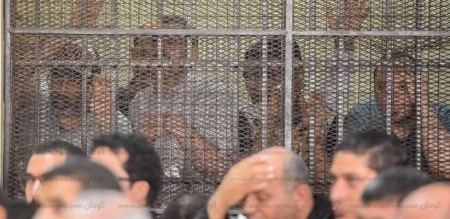 """إعادة محاكمة متهم بـ""""اقتحام مركز شرطة أطفيح"""" لجلسة 4 سبتمبر المقبل"""