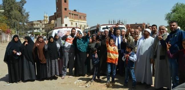 """ائتلاف """"حب الوطن"""" يحشد المواطنين للمشاركة بالانتخابات بالغربية"""