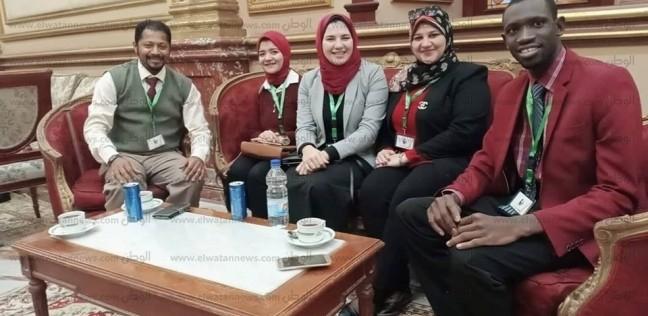 """في ختام فعالياتها.. طلاب """"مدرسة إفريقيا 2063"""" لـ""""الوطن"""": تجربة عظيمة"""