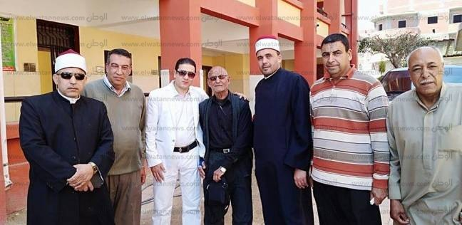 والد الشهيد رامي حسنين يدلي بصوته: المشاركة رصاصة في قلب الإرهاب