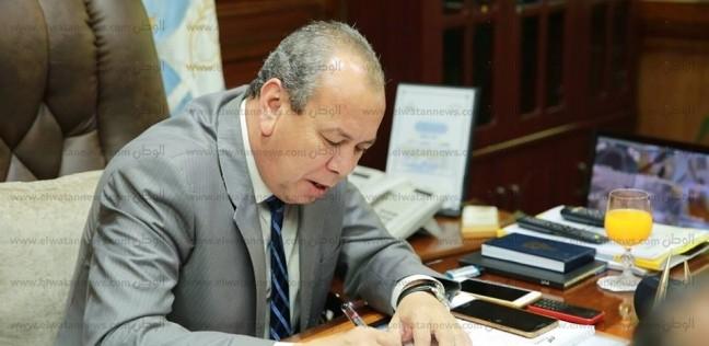 محافظ كفر الشيخ يوافق على تثبيت 7301 متعاقد بمديرية التربية والتعليم