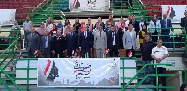"""""""قومي المرأة"""" بقنا يواصل فعاليات """"صوتك لمصر بكرة"""""""