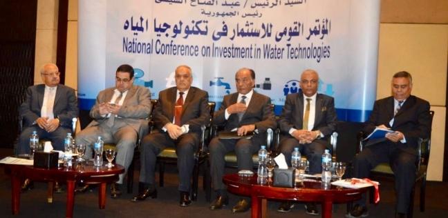 """""""المستثمرين"""" و""""العربية للتصنيع"""" يبحثان عن حلول لترشيد استهلاك المياه"""