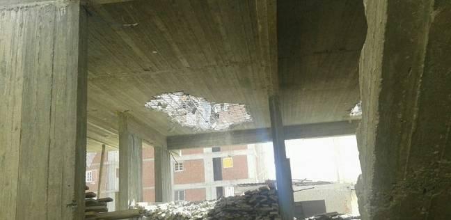 حملة لتنفيذ قرارات إزالة في غرب النوبارية بالإسكندرية