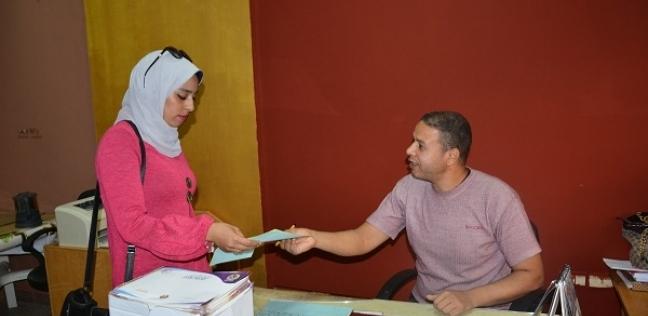 في يوم الدعاية.. انتخابات اتحاد الطلاب تشهد هدوءا بجامعة الفيوم
