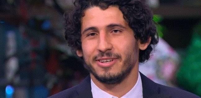حجازي يعتدي بالضرب على رامز جلال في