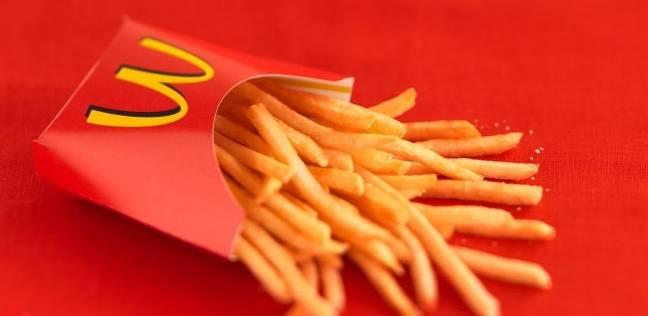 """دراسة: المادة الكميائية في """"بطاطس"""" ماكدونالدز  تعالج الصلع"""
