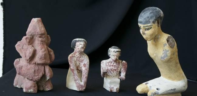"""بينها """"تماثيل الطين المحروق"""".. العثور على لقى أثرية بالغربية"""