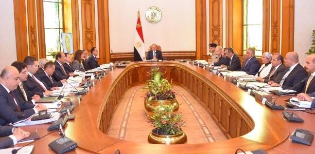 """""""قومي المدفوعات"""" برئاسة السيسي يحيل """"وسائل الدفع غير النقدي"""" للحكومة"""