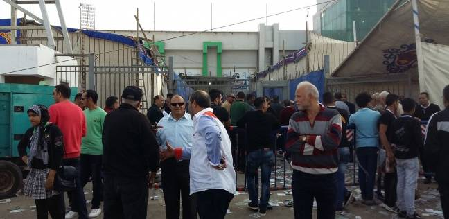 استمرار انتخابات مجلس إدارة النادي المصري