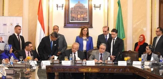 رئيس جامعة القاهرة: مصر تتحول بشكل سريع للميكنة والاقتصاد الرقمي