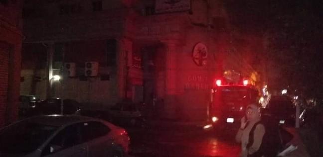 عاجل| اندلاع حريق بكاتدرائية نوتردام في باريس
