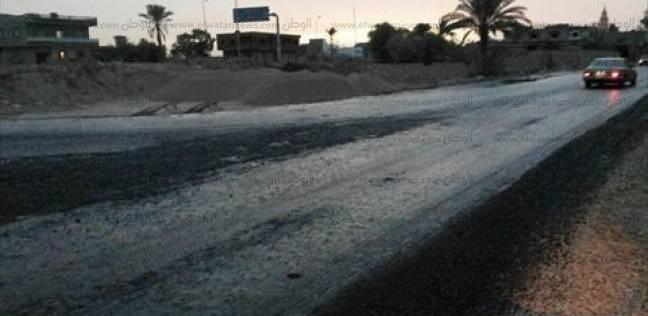 فتح الطريق الدولي بين رفح والشيخ زويد أمام سيارات المنقولين