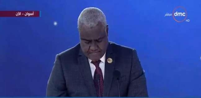 موسى فقيه: مصر تولت رئاسة الاتحاد الأفريقي في ظرف تاريخي مميز