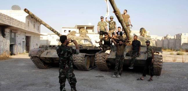 الحرب السورية تقترب من خط النهاية ومرحلة «تقسيم الكعكة» على الأبواب