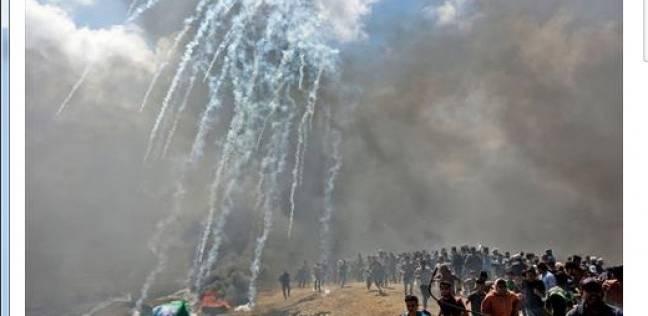 6 شهداء وعشرات الإصابات بنيران الاحتلال على حدود غزة