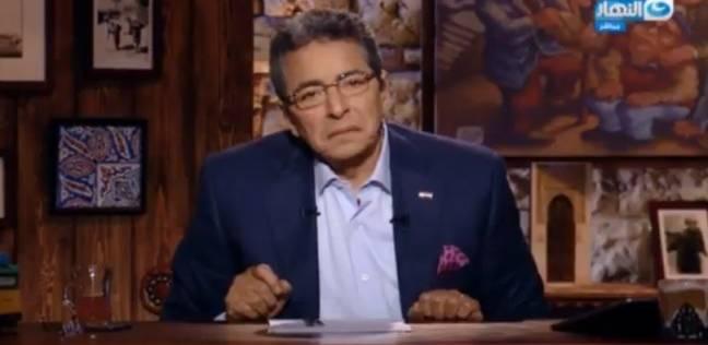 محمود سعد يستنكر معاملة الباعة الجائلين باحتقار