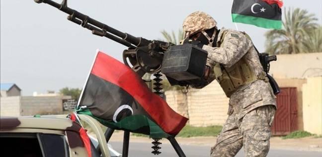وسائل إعلام ليبية: الجيش يحاصر الجماعات الإرهابية في محور الفتائح