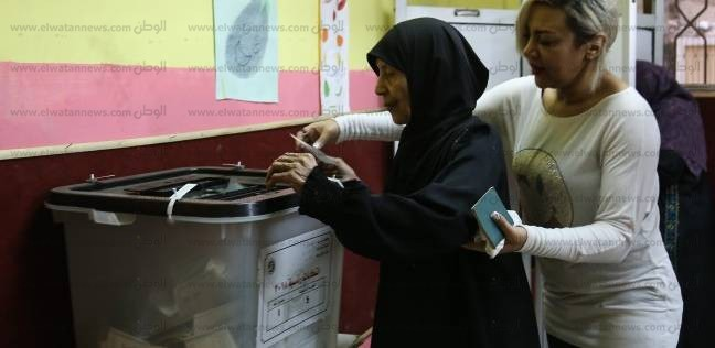 اعرف أكبر لجنة بالفيوم صوتت للسيسي في الانتخابات الرئاسية 2018