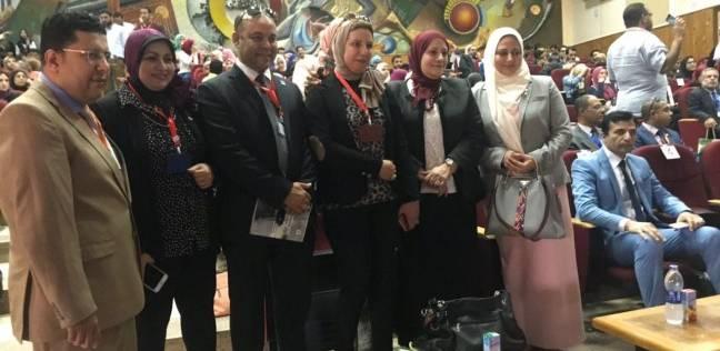 طالبات بصيدلة الدلتا يشاركن في المؤتمر العلمي الثاني عن الصحة العامة