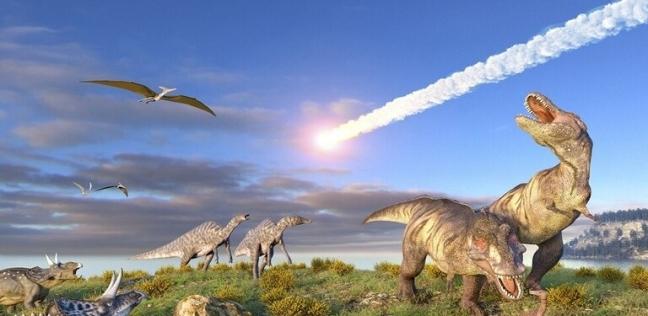 قبل ملايين السنين انتهت الحياة على كوكب الأرض