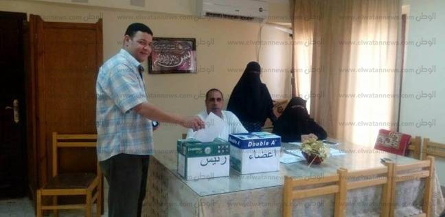 """""""القوى العاملة"""" بجنوب سيناء تجري انتخابات النقابة العمالية"""