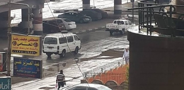 بالصور| السماء تمطر ثلجًا في الغربية.. وضباب على الطرق الفرعية