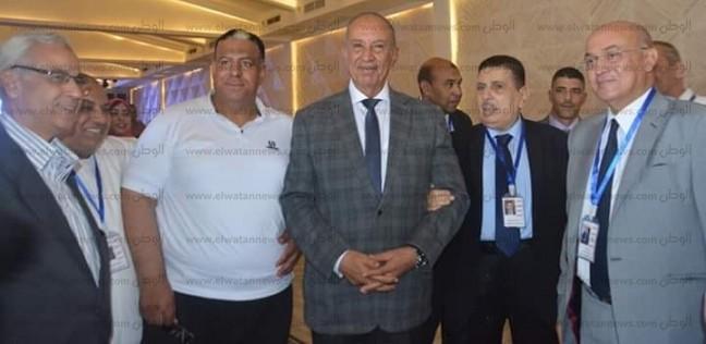 """محافظ البحر الأحمر يشهد انطلاق """"الملتقى التعاوني العربي الأفريقي"""""""