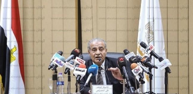 """وزير التموين يفتتح معرض """"أهلا رمضان"""" بمركز القاهرة الدولي للمؤتمرات"""