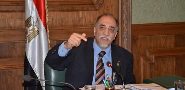 """""""القصبي"""": جلسة عاجلة في البرلمان لتأييد العملية الشاملة سيناء 2018"""