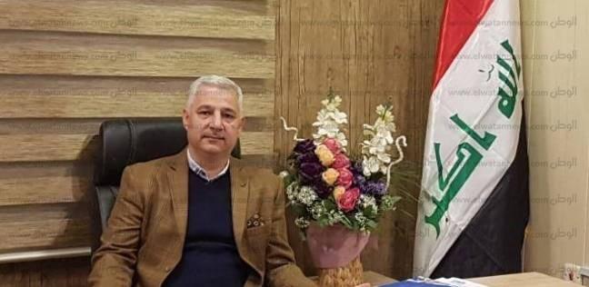 f1cc39278bf65 رجل أعمال عراقى  مصر تشبه أمريكا فى الفرص.. ومناخ الاستثمار أفضل من الخليج